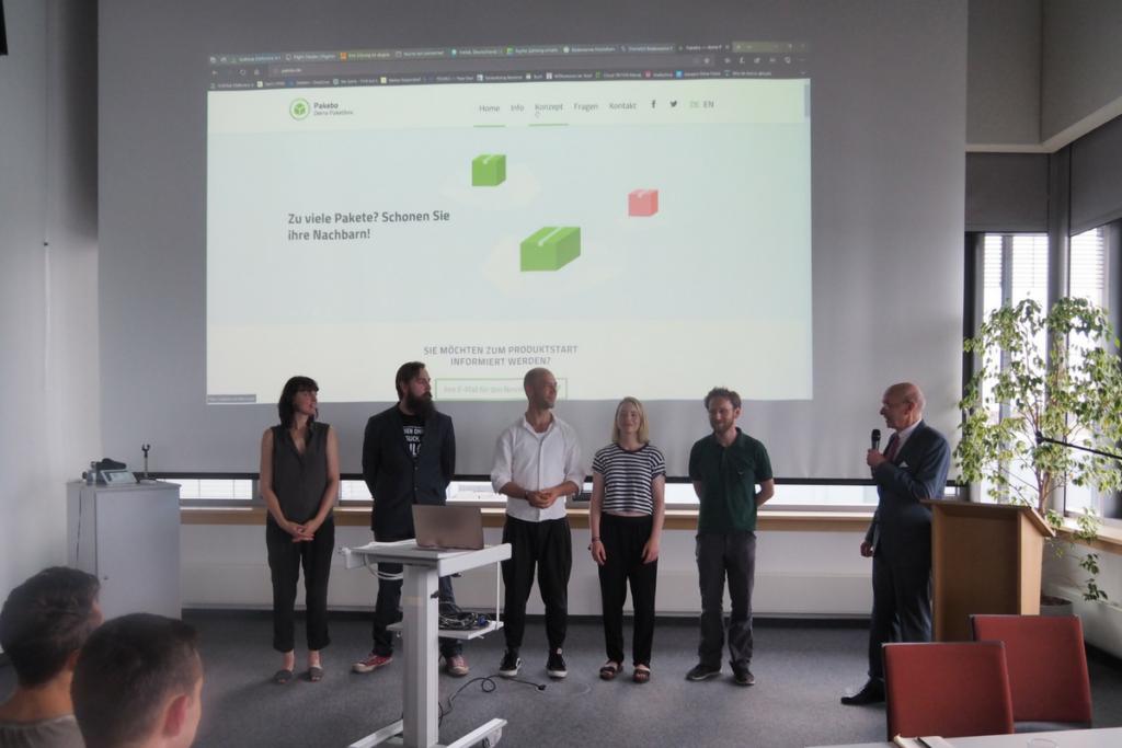 Gründerforum 2018