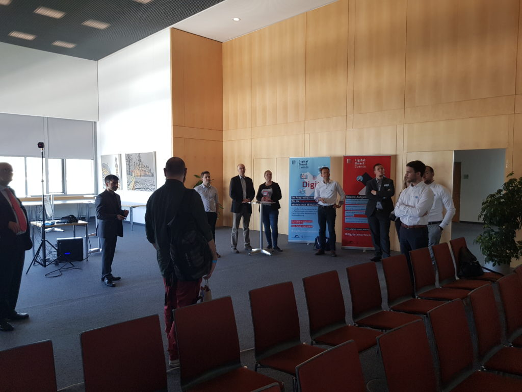 Startup-Rallye 2018